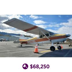1952 Cessna 170B w/ Avcon Conversion