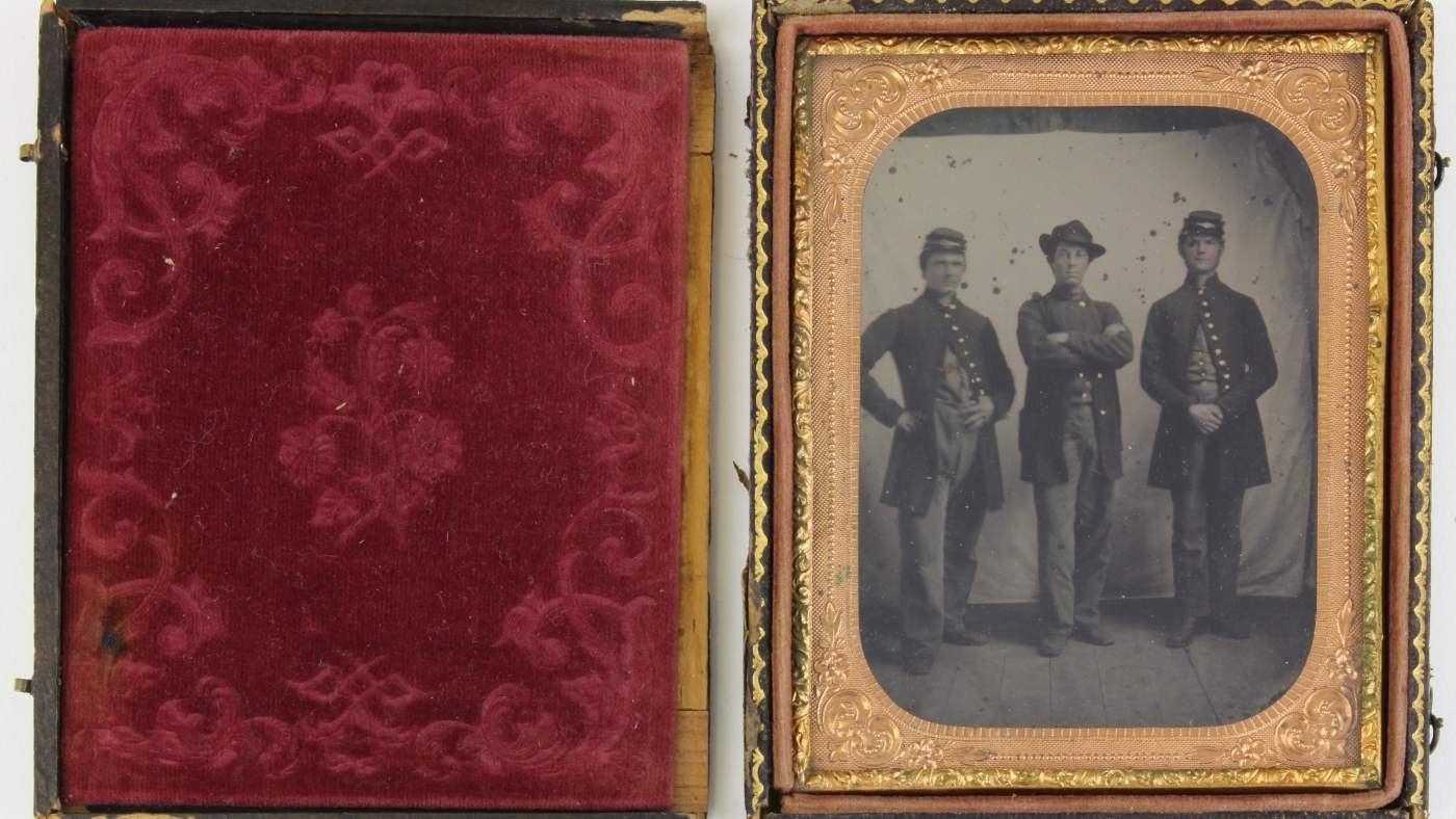 A Closer Look At Daguerrotypes Ambrotypes Tintypes And Cartes De Visite