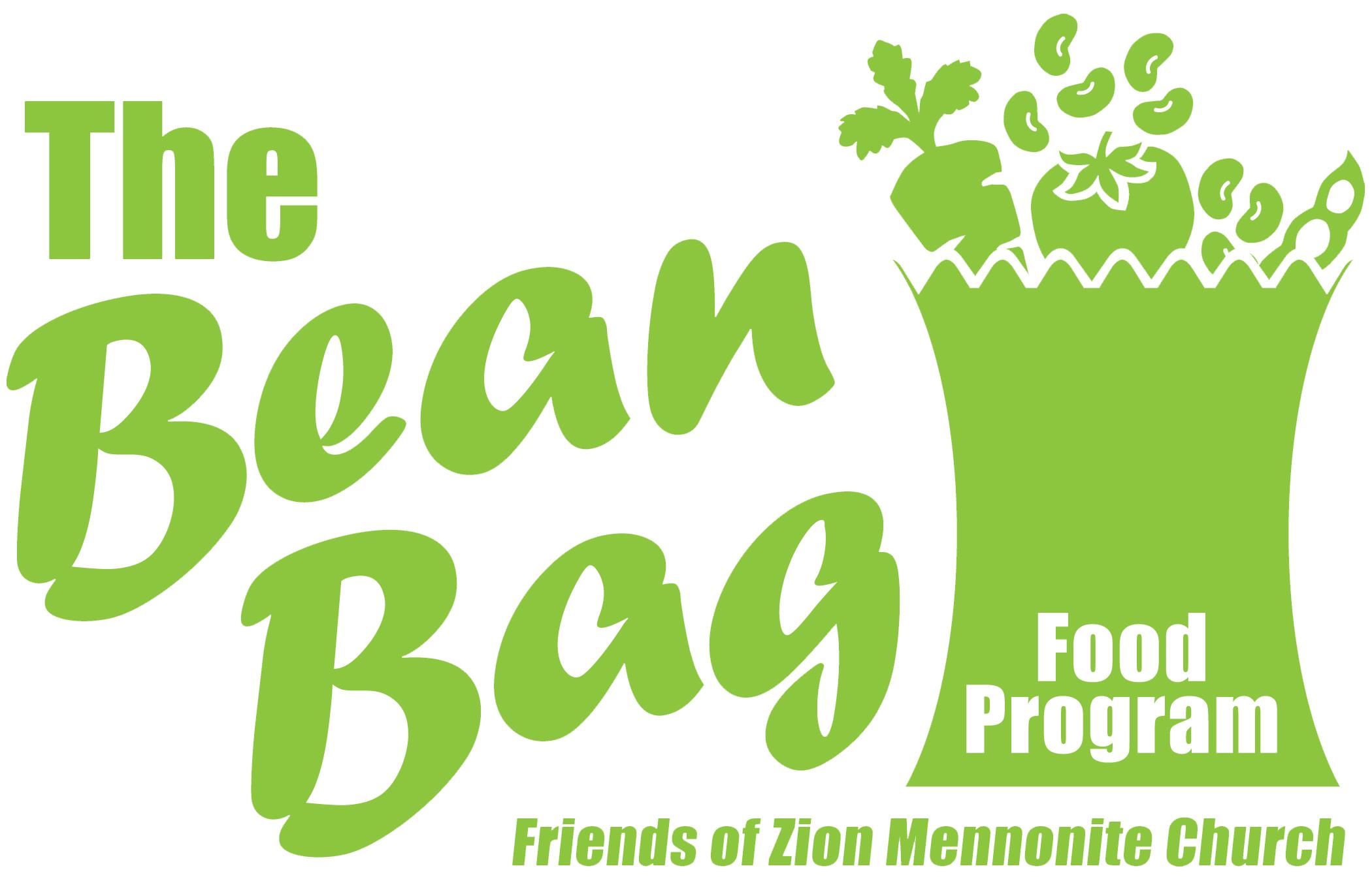 Alderfer Auction The Bean Bag Food Program logo