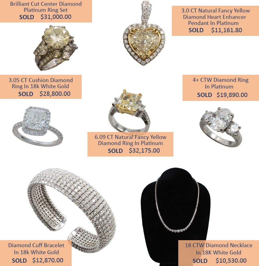 Alderfer Auction fine jewelry