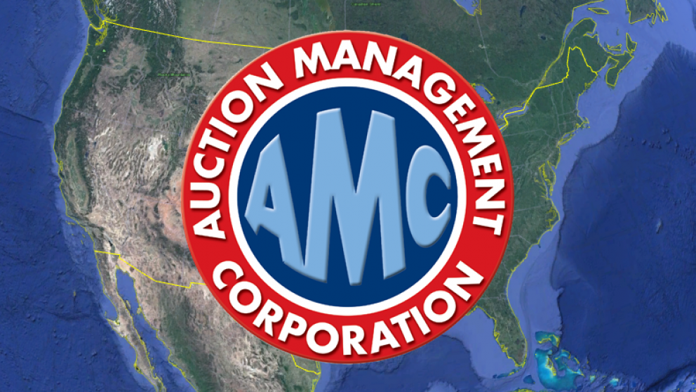 Earth w amc logo