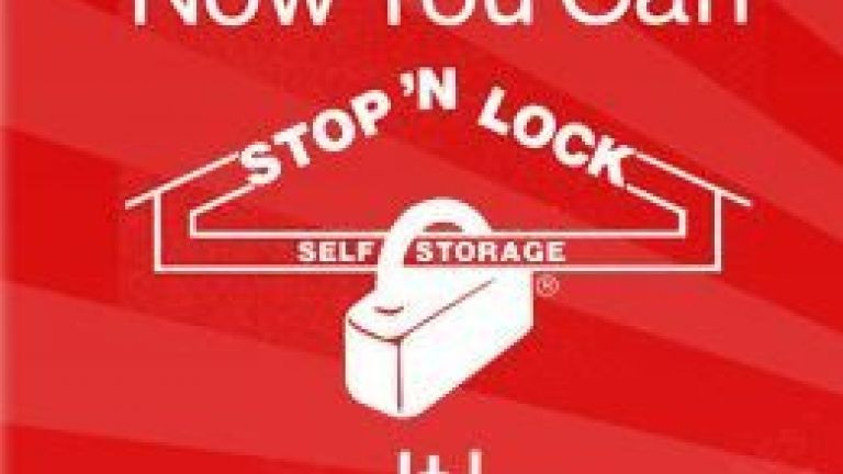 Stop and lock