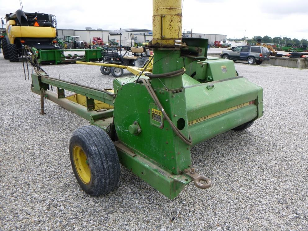Image for John Deere 3960