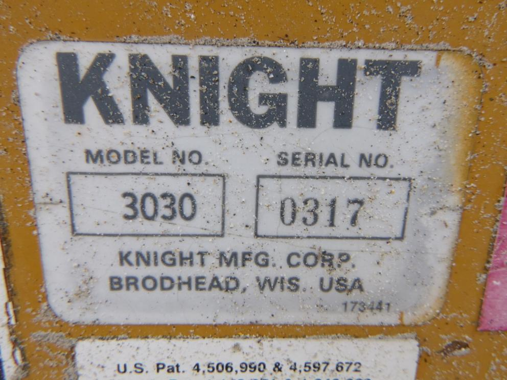 Image for Knight 3030