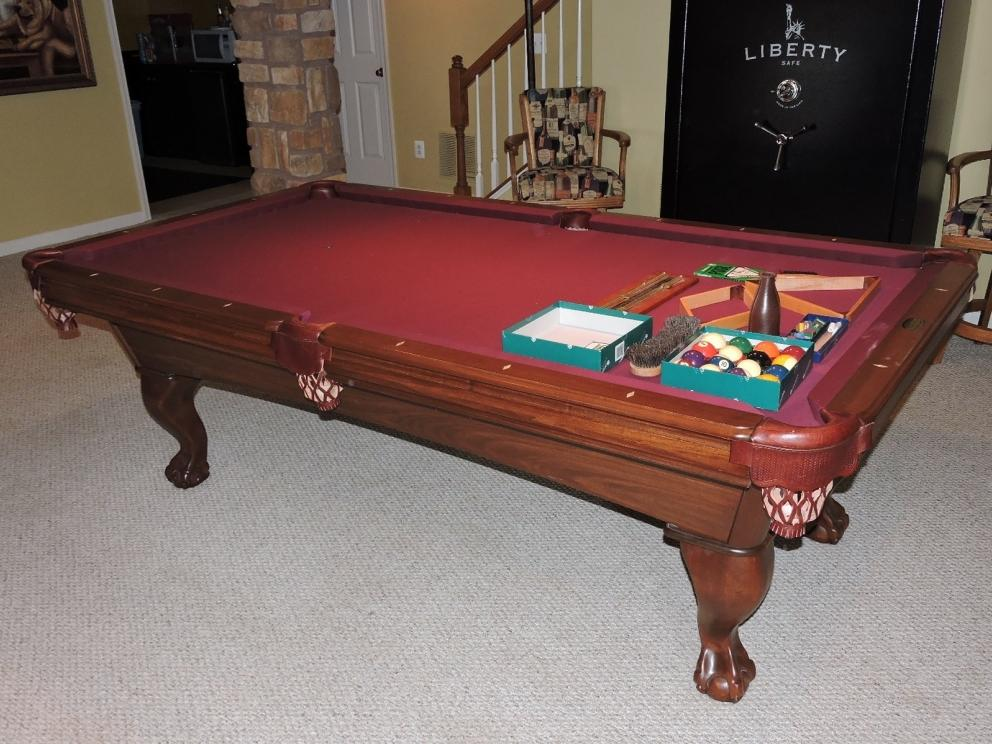 AMF Highland Series Pool Table Accessories ONLINE ONLY AUCTION - Pool table movers virginia