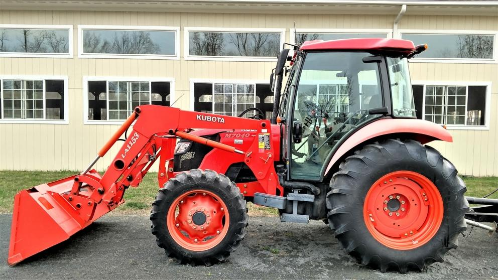 Tractors, Landscaping Equipment, Farm Machinery