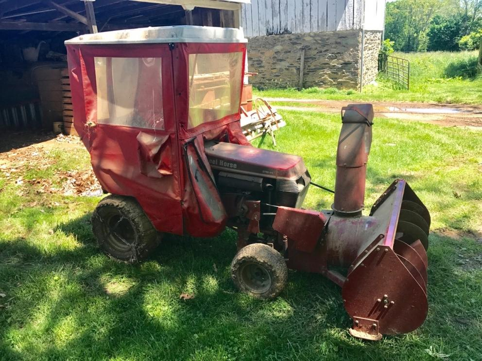 Estate Farm Equipment, Tools, Advertising at Auction | R