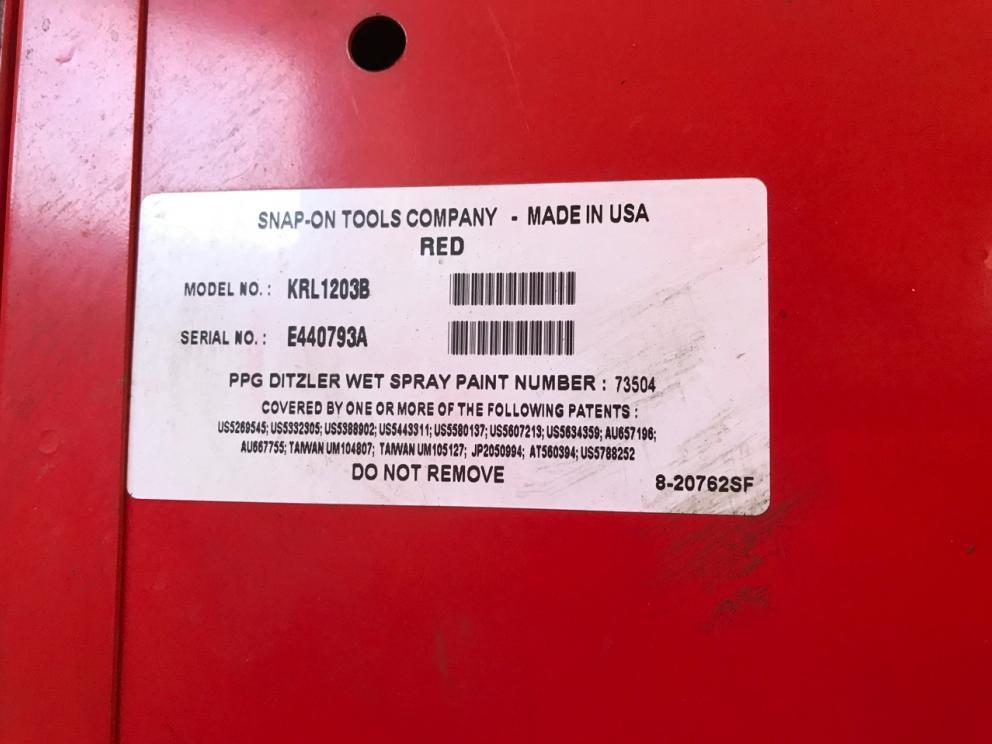 2007 F350 FX4 Lariat 6 0L Diesel 4wd Pickup, (3) Snap On Tool