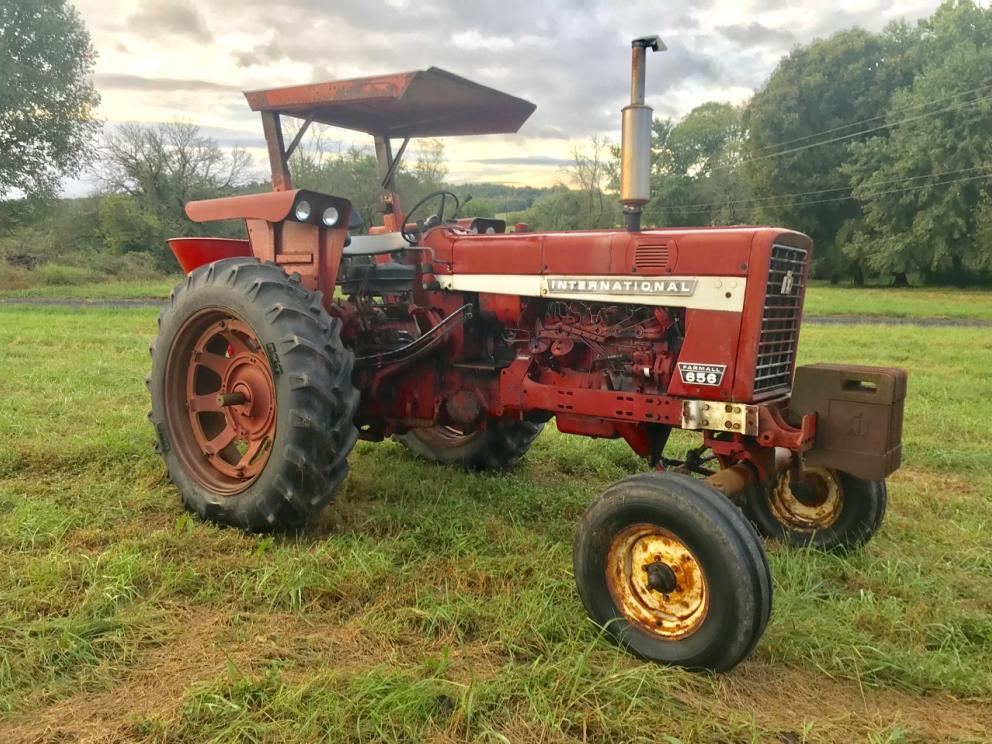 Tractors, Landscaping Equipment, Farm Machinery, Construction