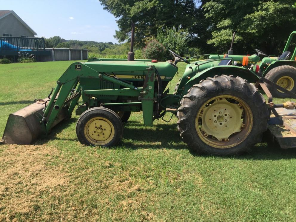 Tractors, Landscaping Equipment, Farm Machinery