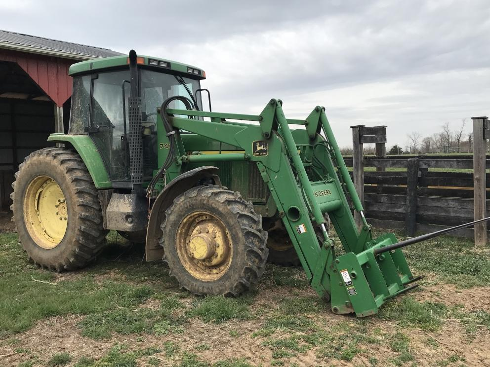 Estate Auction of Tractors, Hay Equipment, Farm Implements, Tools