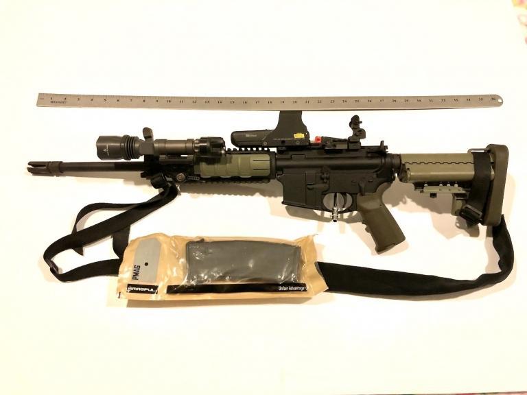 Fulton Armory FAR-15 .223 Cal/5.56mm Tactical Rifle