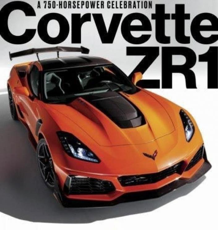 Corvette zr1 4