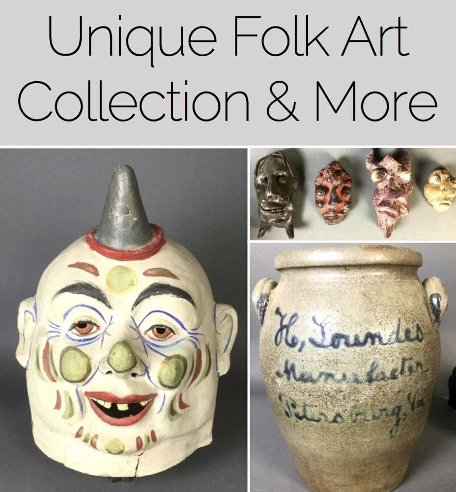 Folk art cover