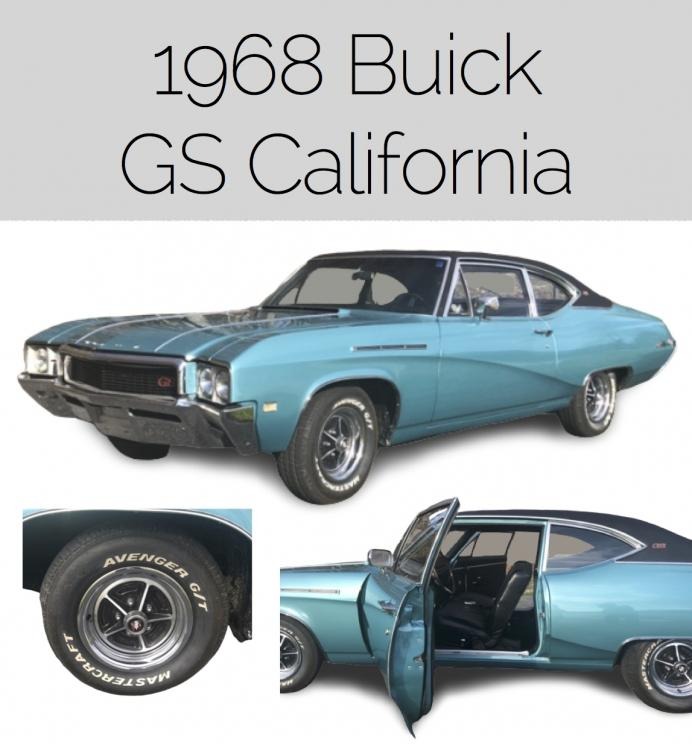 Buick cover