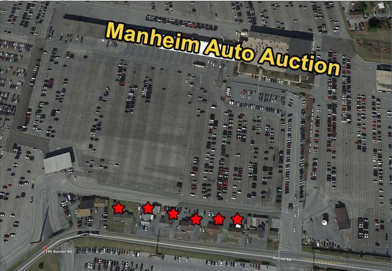 Manheim auction