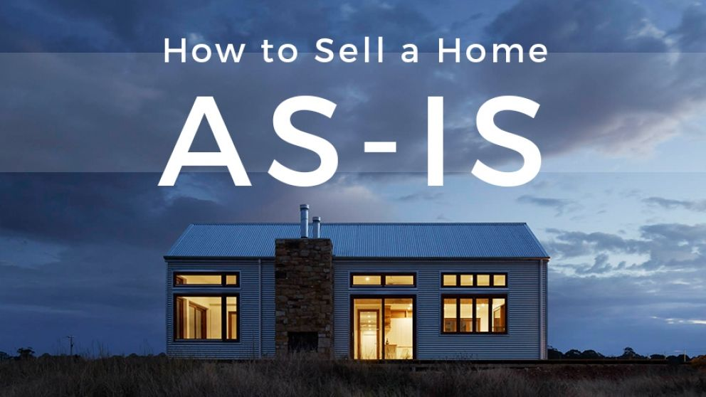 How-to-sell-a-home-as-is