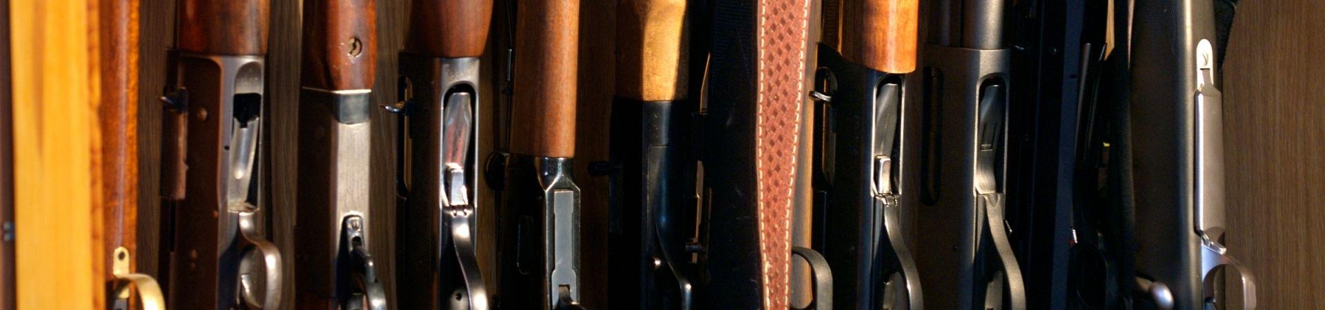 Slider guns