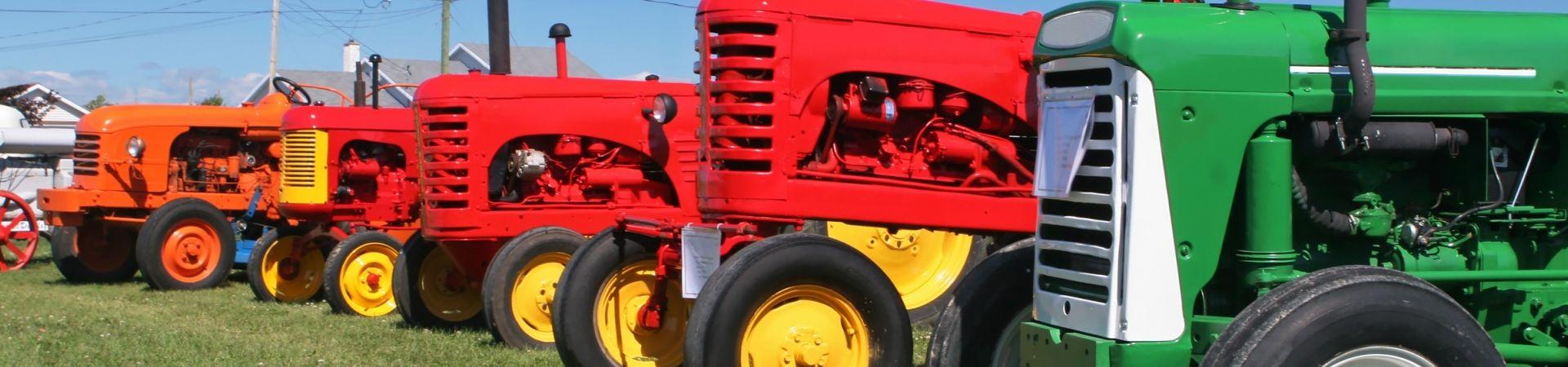 Slider tractors