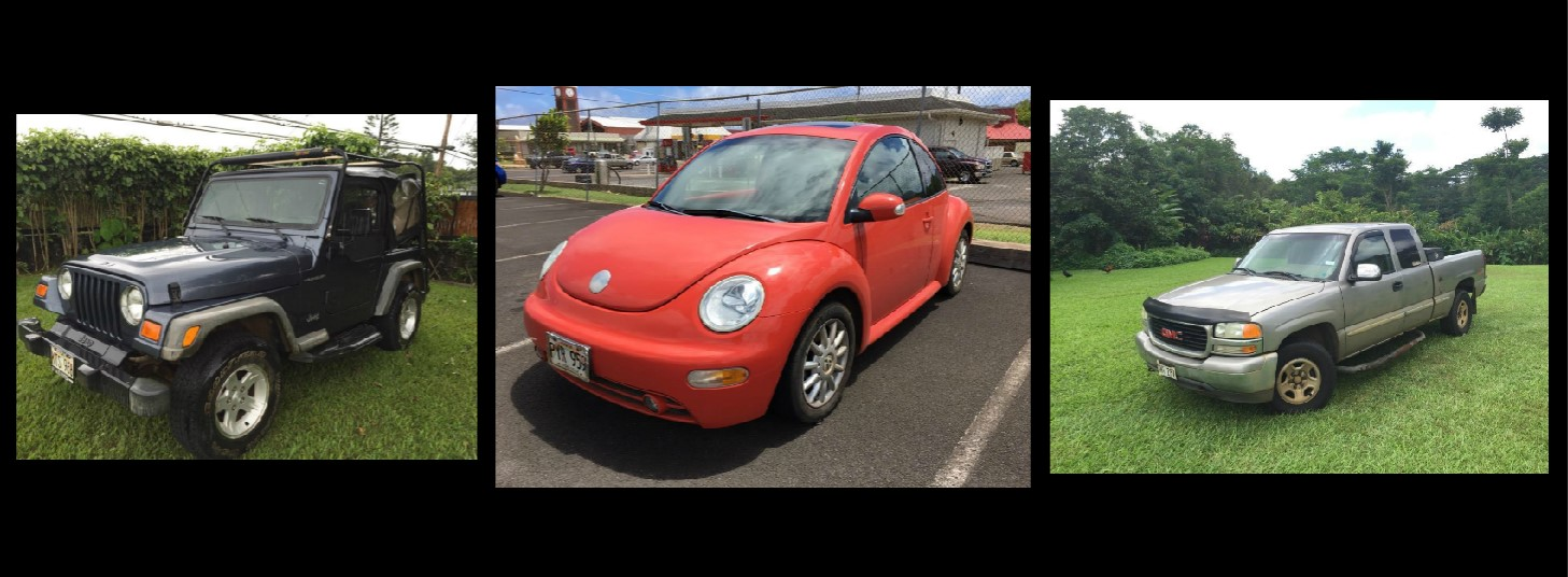 Hawaii\'s only retail auto auction
