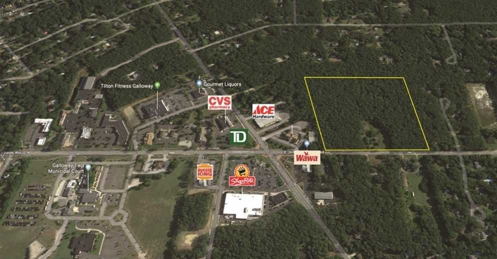 75 000 Sf Retail Building In Designated Opportunity