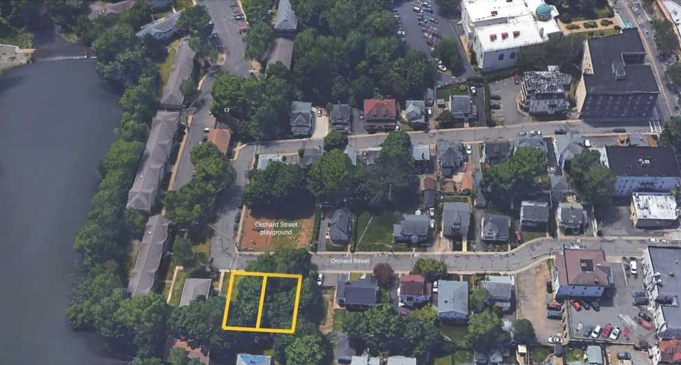 2 Buildable Residential Lots in Morristown NJ