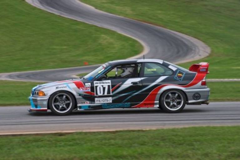 VIR Octoberfast Race 2009 - BMW M3 #07