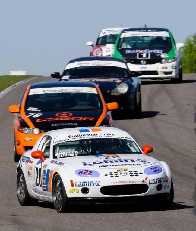 2010 - Porsche 250 Grand Am race picture / Barber Motorsports Park