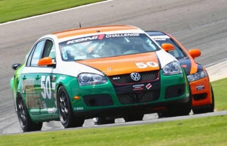 World Challenge - Mosport International Raceway - Driver: Greg Shaffer #49