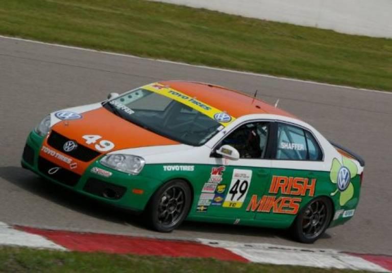 World Challenge - Mosport International Raceway - Touring Car Driver: Greg Shaffer #49