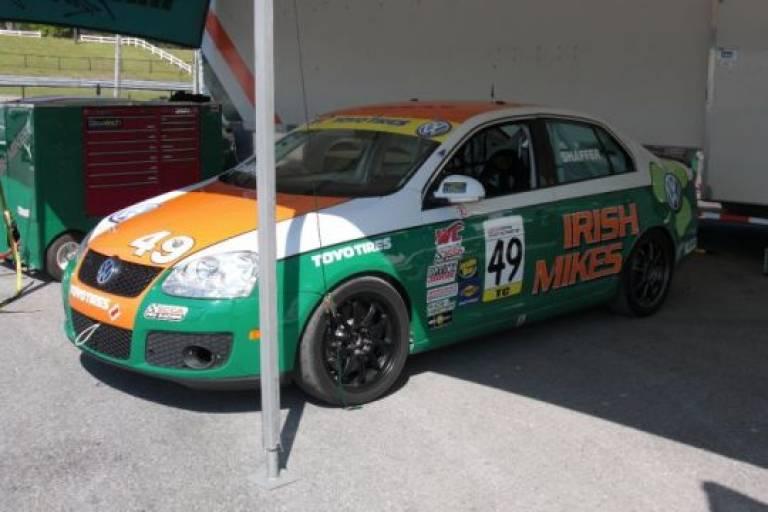VW World Challenge - Driver, Greg Shaffer Team: Irish Mikes Racing