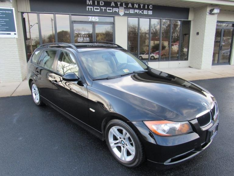2008 bmw 328it wagon