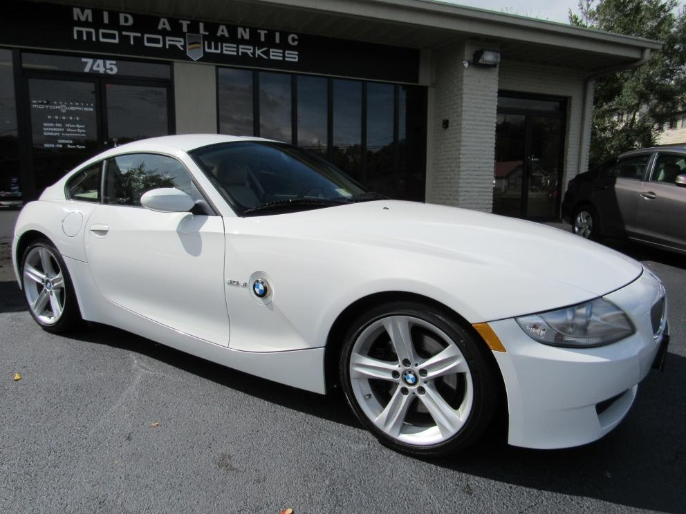 2007 Bmw Z4 30si Coupe 6 Speed Manual Mid Atlantic Motorwerkes