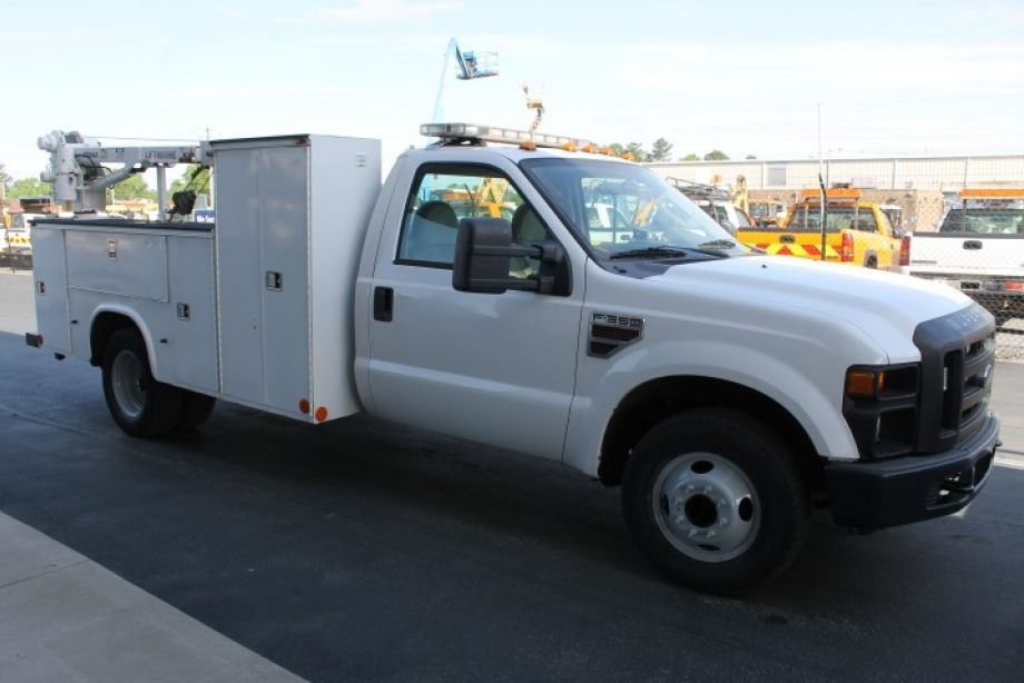 Image for 2008 Ford F350 XL Super Duty Service Truck