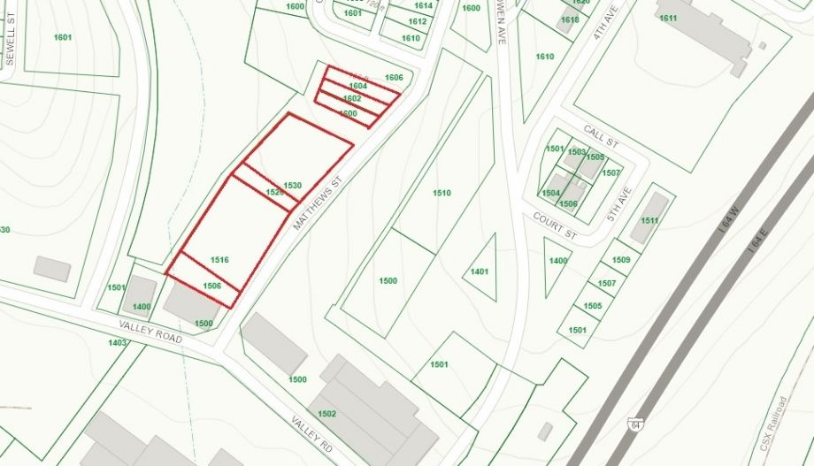 Image for Development Opportunity - 1.35 ± AC/ Zoned M-1, M-2, and R-73/1506-1604 Mathews St., Richmond, VA 23