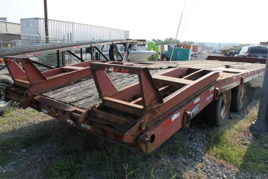 Image for 2005 Eager Beaver 20XPT 27' T/A  Equipment Trailer