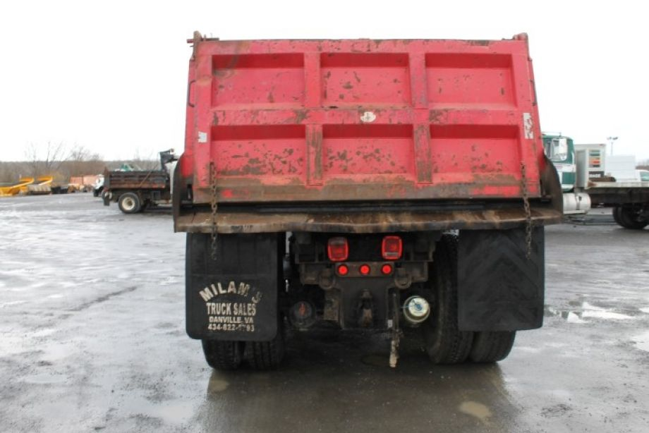 Image for 2005 Freightliner Business Class M2 15' Tandem Axle Dump Truck | New Transmission | Air Brakes