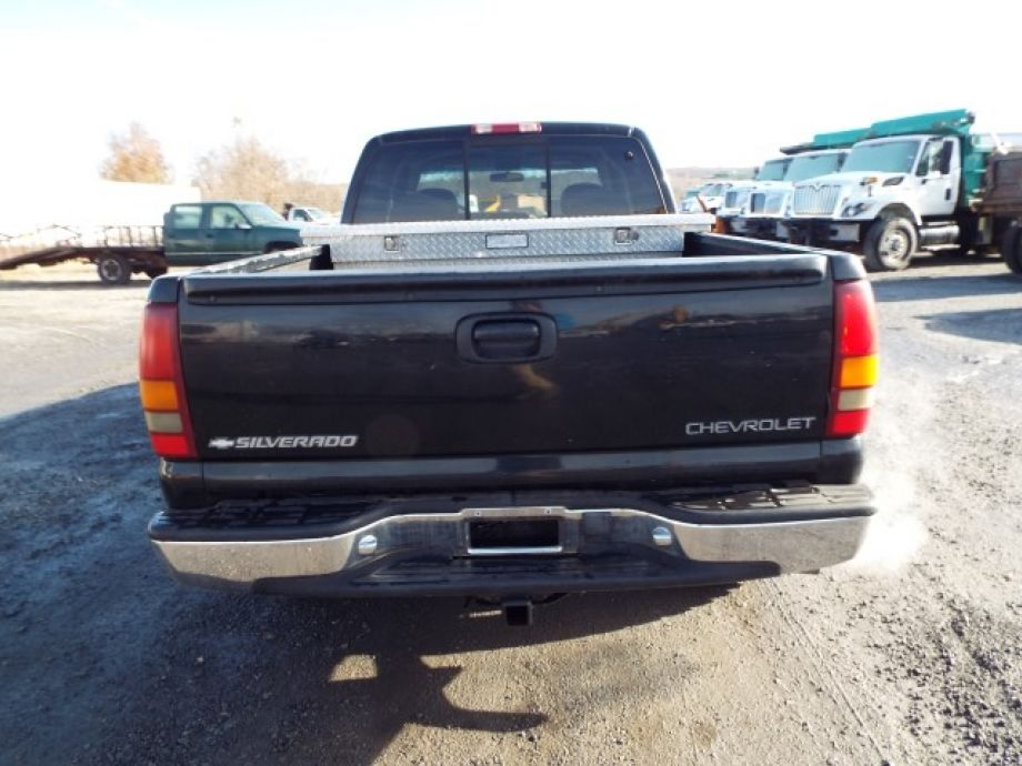 Image for 1999 Chevrolet 1500 Ext. Cab 4x4 Pickup Truck