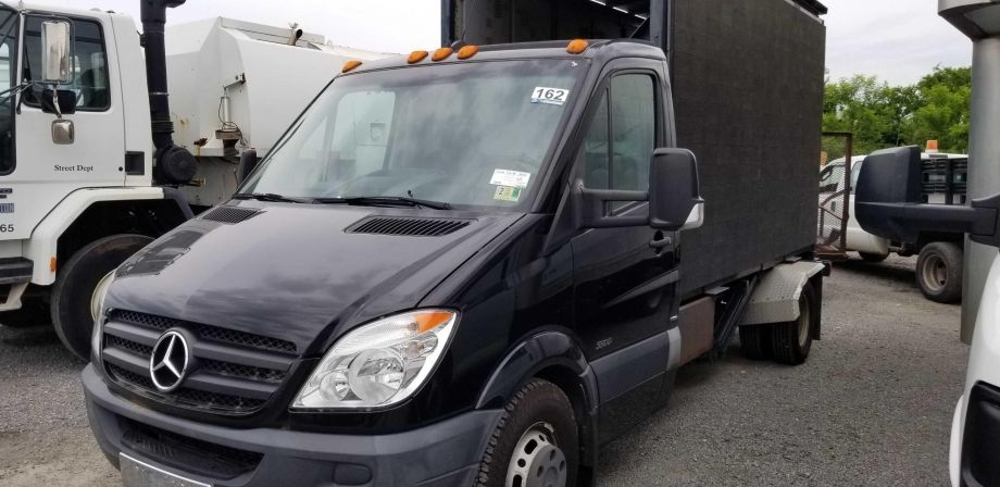 Image for 2012 Mercedes Sprinter 3500 Electronic Sign Truck | Diesel Engine | Low Miles