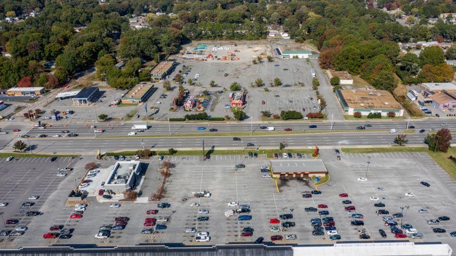 Image for FOR SALE| 19.56 Acres | Redevelopment Opportunity | 4030 West Mercury Blvd., Hampton VA 23666