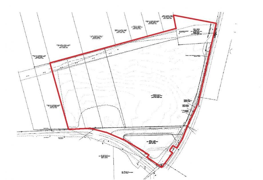 Image for FOR SALE | 10.87 ± AC Development Opportunity @ Iron Bridge Rd. & Omo Rd. Richmond VA 23234