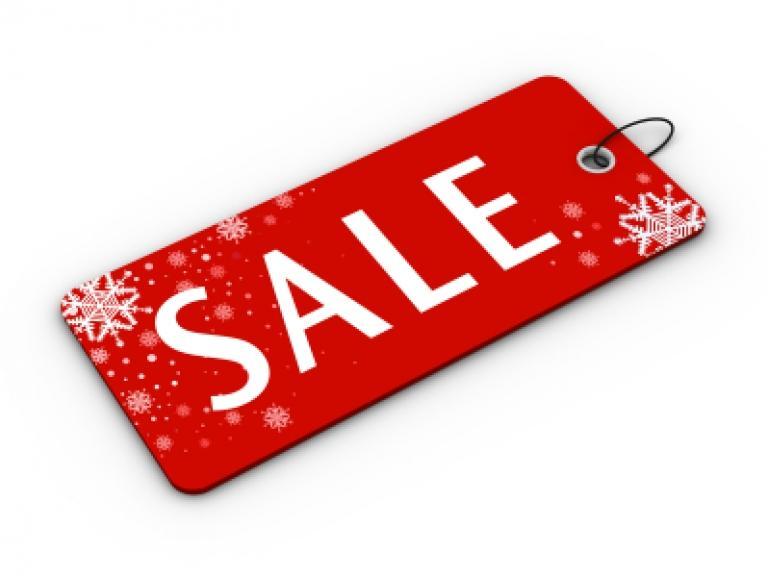 Sales-tag