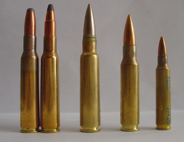 Ammunition 7x57