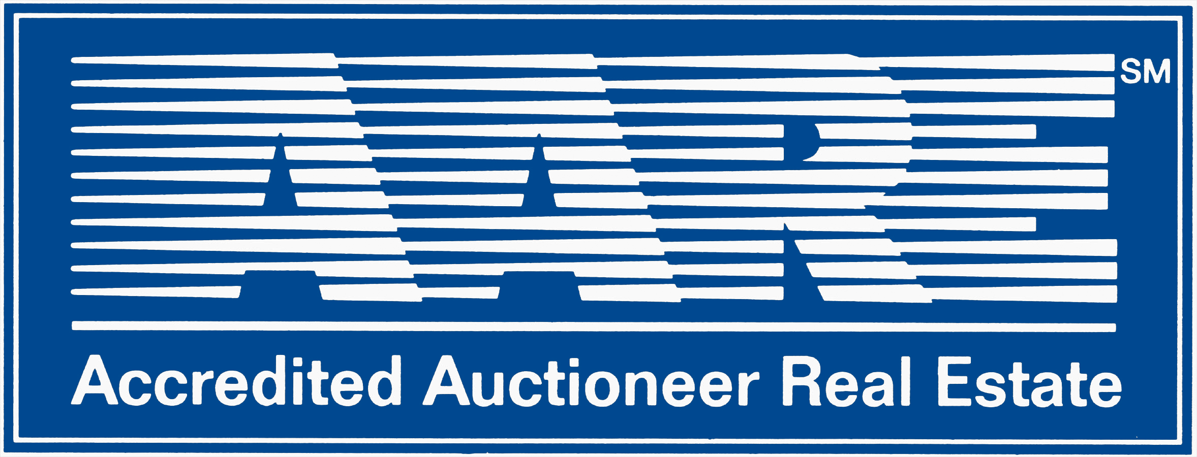 Accredited Auctioneer Real Estate