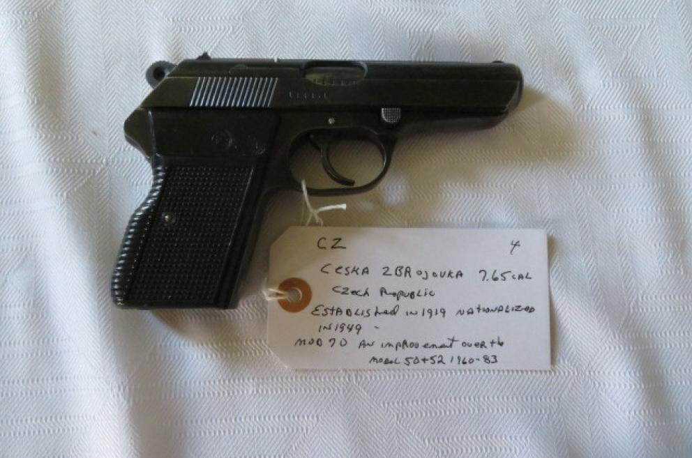 Gun and Tremendous Knife Auction | Pete's Auction Service