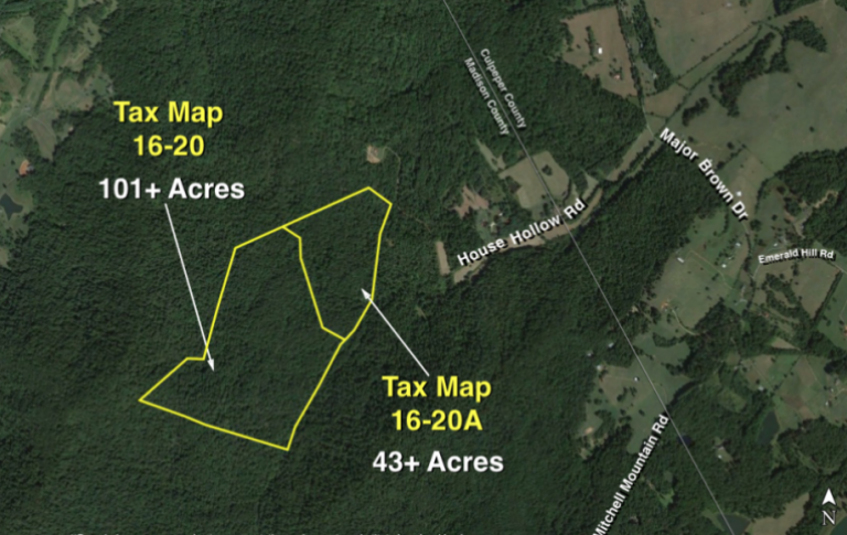 Madison 144 acres 4-17-19  detail