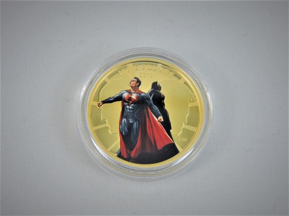Trinity Gold Coin