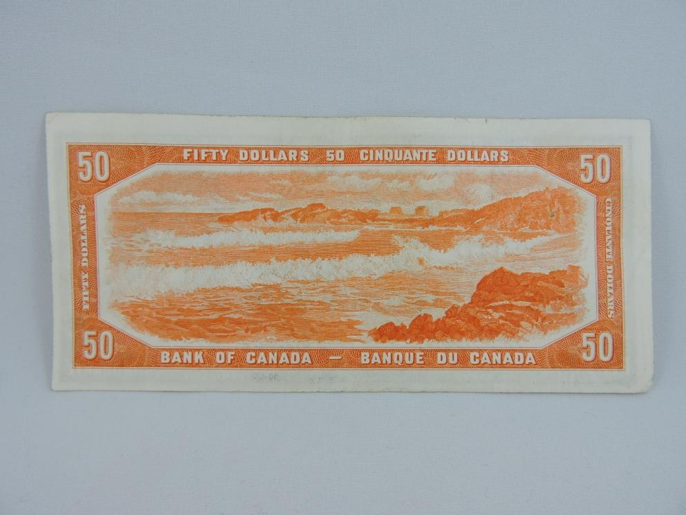 1954 Fifty Dollar Banknote