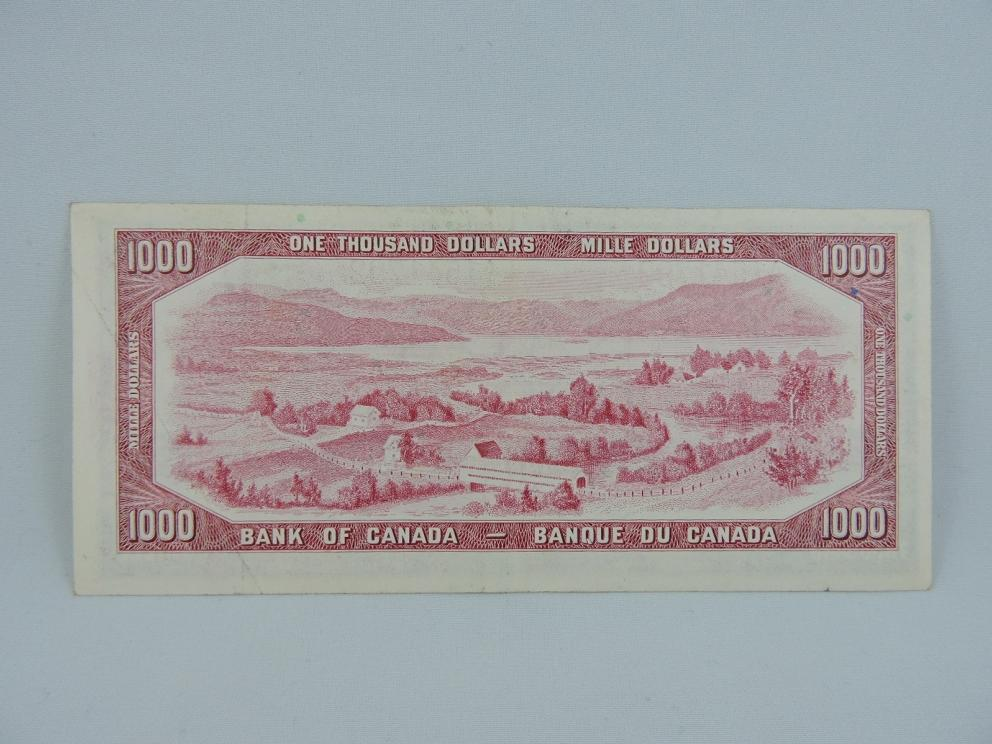 Investment Quality 1954 $1000 Canadian