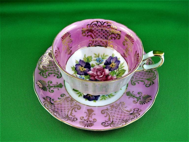 Tea Time Elegance